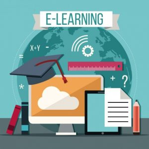 شرح طريقة انشاء حساب خاص في التعليم الالكتروني لكلية الصفوة الجامعة
